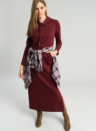 Kapüşonlu Elbise-Agenda
